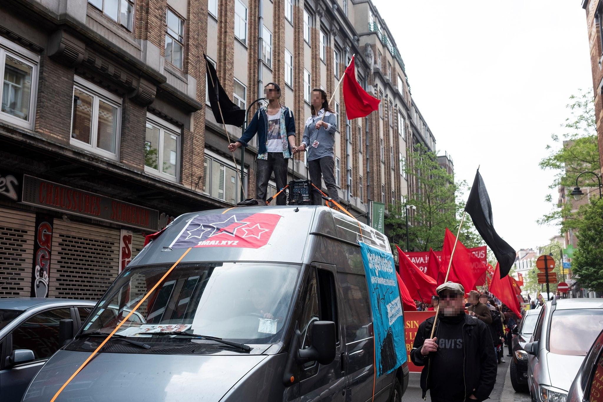Alliance du 1er Mai Révolutionnaire